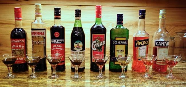 Amaro Taste Test