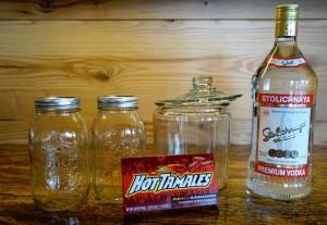 Hot Tamales Infusion