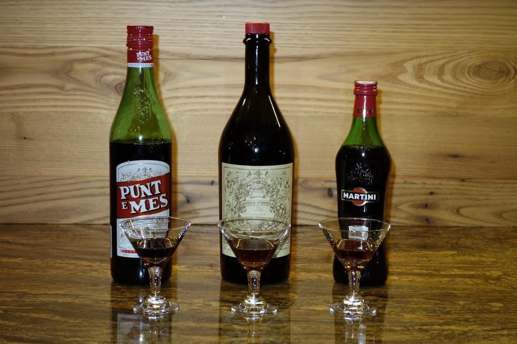 Rosso-Vermouth