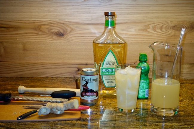 Ginger Beer Refresher