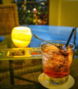 Rhum Old Fashioned – Replace the Rye with Rum @ the Fairmont Kea Lani