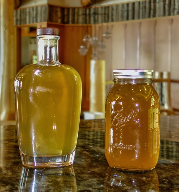 Pineapple Tequila Infusion - 2013-10-10-9