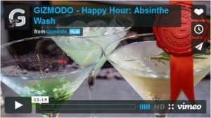 Video: How to do an Absinthe Wash