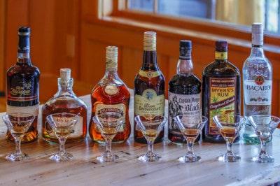 Rum Comparison