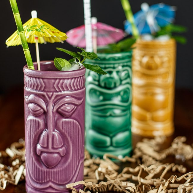 The Zombie Cocktail