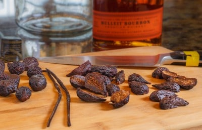 Fig-Infused Bourbon