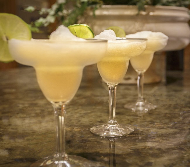 The Plane Margarita - An Old Family Frozen Margarita Recipe