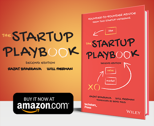 Startup Playbook Ad