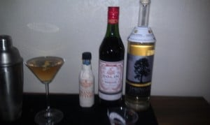 Classic Martini with Modern Brands