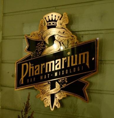 Consumatorium Reviews: Pharmarium in Stockholm, Sweden