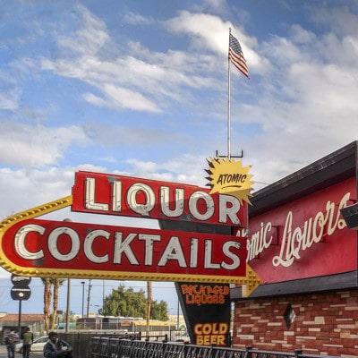Atomic Liquors - Las Vegas