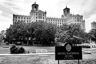Hotel Nacional de Cuba - Outside