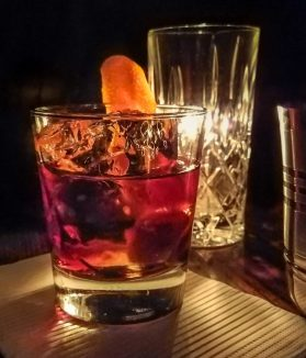Dutch Kills Bar in Queens