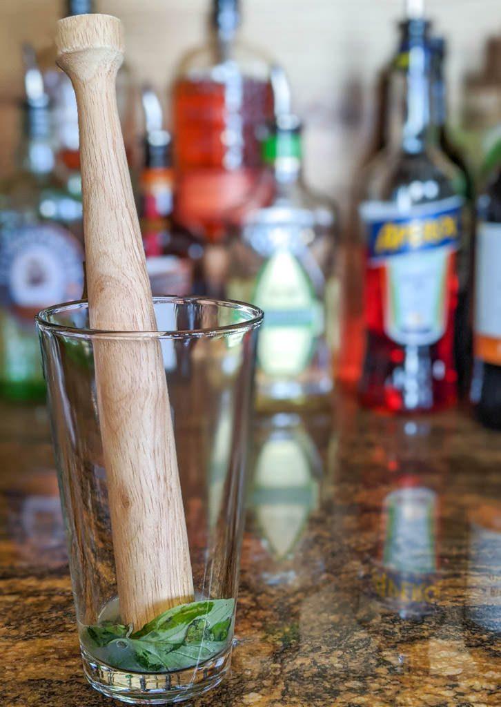 Muddling Cocktails